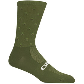 Giro Comp High Rise Socken avocado